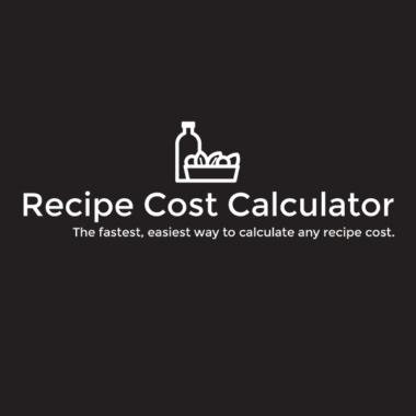 Recipe Cost Calculator